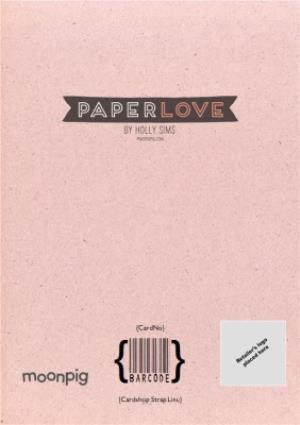 Greeting Cards - Paper Love To My Valentine Paper Upload Card - Image 4